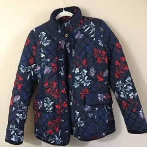 Joules Newdale Quilted Jacket Size US 8